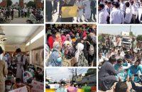 پاکستان: بھڑکتی طلبہ تحریک!